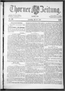 Thorner Zeitung 1888, Nr. 170