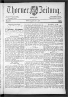 Thorner Zeitung 1888, Nr. 172
