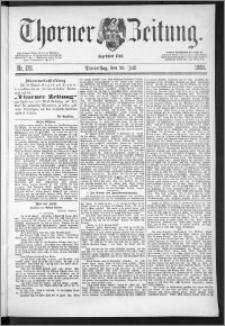 Thorner Zeitung 1888, Nr. 173