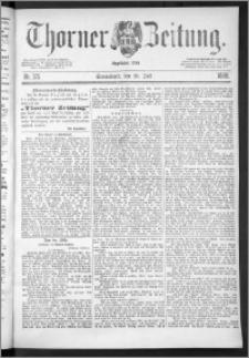 Thorner Zeitung 1888, Nr. 175