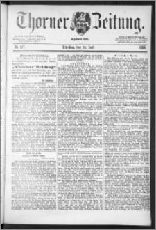 Thorner Zeitung 1888, Nr. 177
