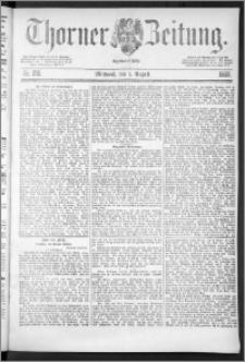 Thorner Zeitung 1888, Nr. 178