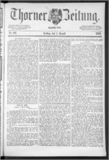 Thorner Zeitung 1888, Nr. 180