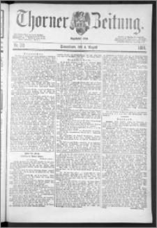 Thorner Zeitung 1888, Nr. 181