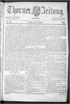 Thorner Zeitung 1888, Nr. 182