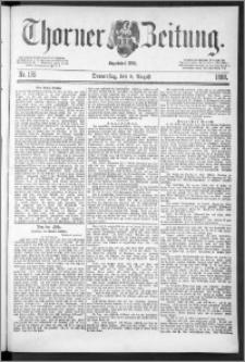 Thorner Zeitung 1888, Nr. 185