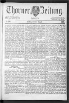 Thorner Zeitung 1888, Nr. 186