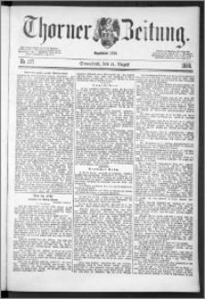 Thorner Zeitung 1888, Nr. 187