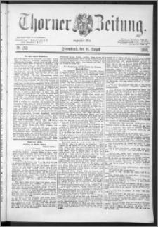 Thorner Zeitung 1888, Nr. 193