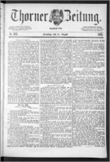 Thorner Zeitung 1888, Nr. 194