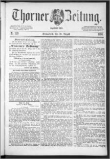 Thorner Zeitung 1888, Nr. 199