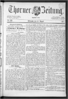Thorner Zeitung 1888, Nr. 202