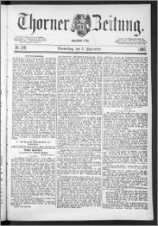 Thorner Zeitung 1888, Nr. 209