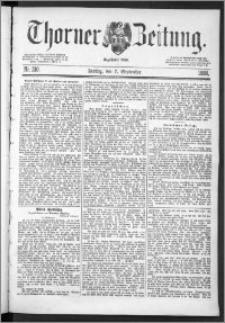 Thorner Zeitung 1888, Nr. 210