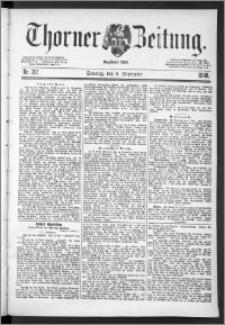 Thorner Zeitung 1888, Nr. 212