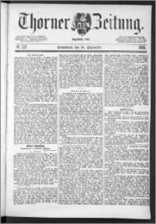 Thorner Zeitung 1888, Nr. 217