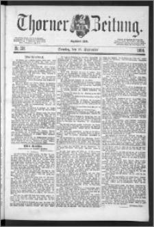 Thorner Zeitung 1888, Nr. 218