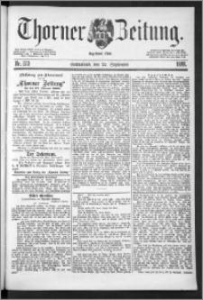 Thorner Zeitung 1888, Nr. 223