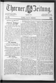 Thorner Zeitung 1888, Nr. 225