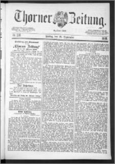 Thorner Zeitung 1888, Nr. 228