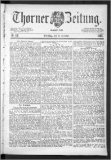 Thorner Zeitung 1888, Nr. 231