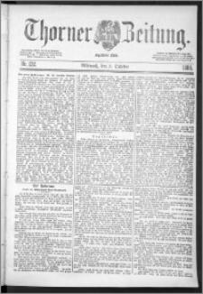 Thorner Zeitung 1888, Nr. 232