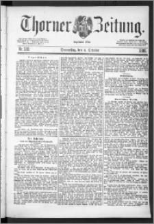 Thorner Zeitung 1888, Nr. 233 + Extra-Beilage