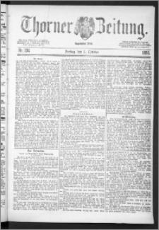 Thorner Zeitung 1888, Nr. 234