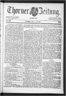 Thorner Zeitung 1888, Nr. 237