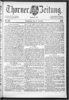 Thorner Zeitung 1888, Nr. 239