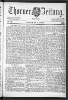 Thorner Zeitung 1888, Nr. 241