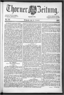 Thorner Zeitung 1888, Nr. 244 + Extra-Beilage