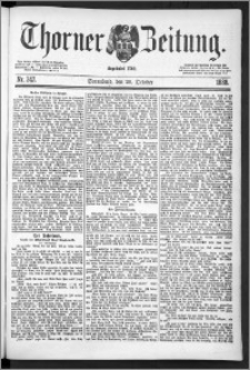 Thorner Zeitung 1888, Nr. 247
