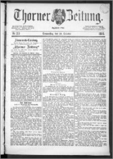 Thorner Zeitung 1888, Nr. 251