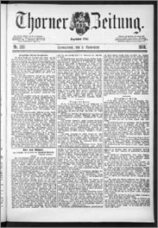 Thorner Zeitung 1888, Nr. 259