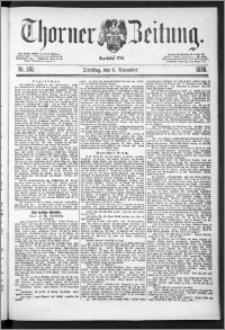 Thorner Zeitung 1888, Nr. 261