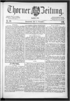 Thorner Zeitung 1888, Nr. 265