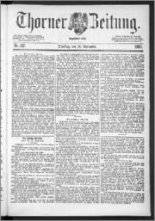 Thorner Zeitung 1888, Nr. 267