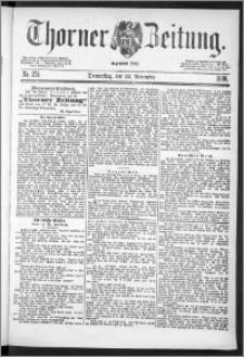 Thorner Zeitung 1888, Nr. 275