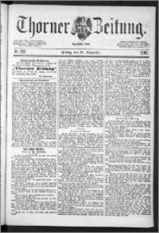 Thorner Zeitung 1888, Nr. 282