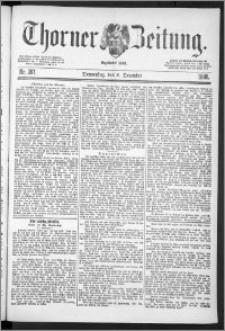Thorner Zeitung 1888, Nr. 287