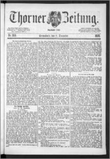 Thorner Zeitung 1888, Nr. 289