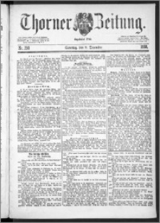 Thorner Zeitung 1888, Nr. 290 + Beilage