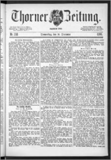 Thorner Zeitung 1888, Nr. 293