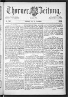 Thorner Zeitung 1888, Nr. 298