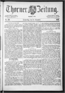 Thorner Zeitung 1888, Nr. 299