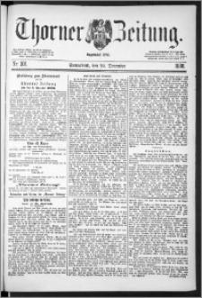 Thorner Zeitung 1888, Nr. 301