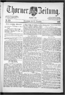 Thorner Zeitung 1888, Nr. 305