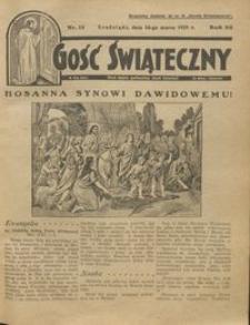 Gość Świąteczny 1929.03.24 R. XXXIII nr 12