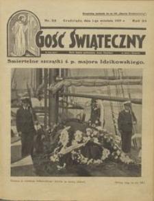 Gość Świąteczny 1929.09.01 R. XXXIII nr 35